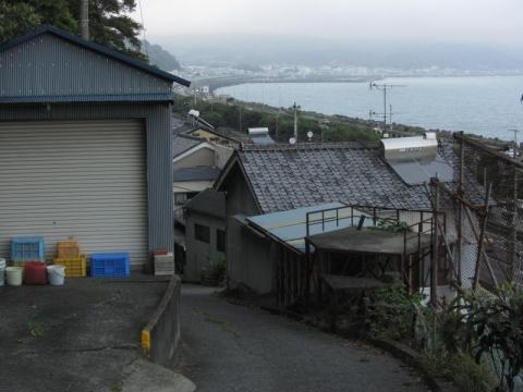 薩埵峠旧道(上道・中道)