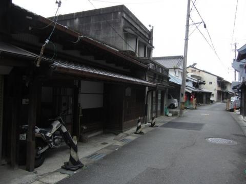 旧茶屋本陣川島家