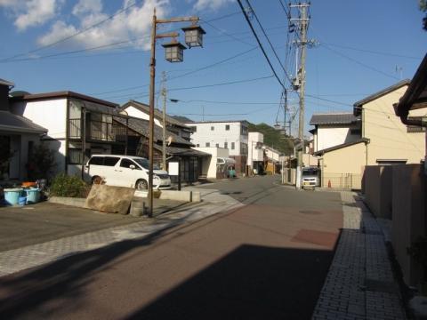 東木戸(東枡形)跡
