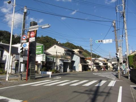 神沢交差点