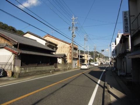 旧東海道 蒲原神沢