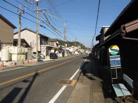 神沢バス停