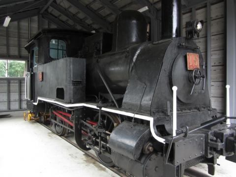 クラウス15号蒸気機関車