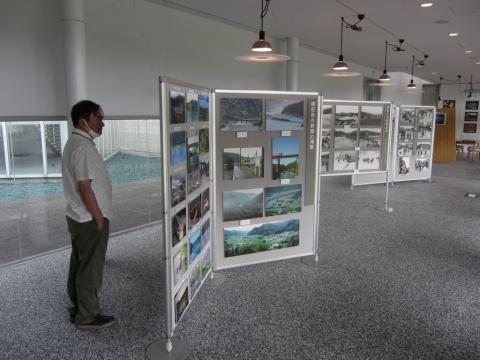 滝里ダム資料館