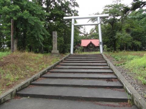 札比内神社