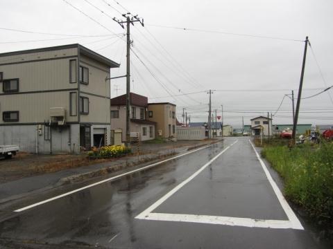 札的駅前通り