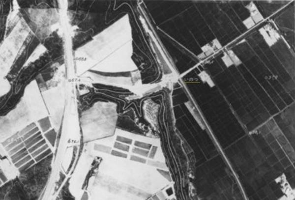 渭ノ津駅_国土基本図12-LD-12_1968