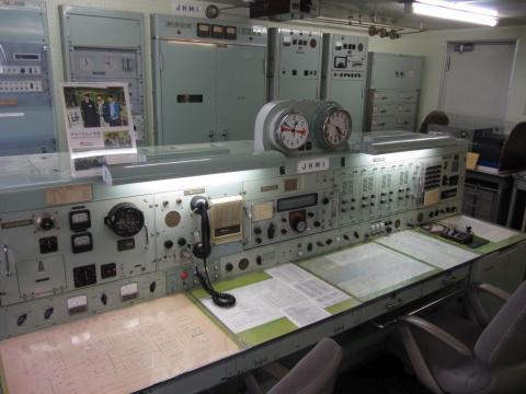 無線通信室