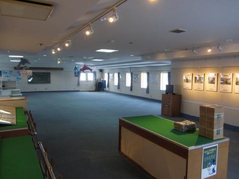 摩周丸・多目的ホール