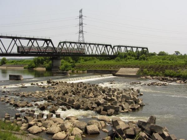 雨竜川橋梁
