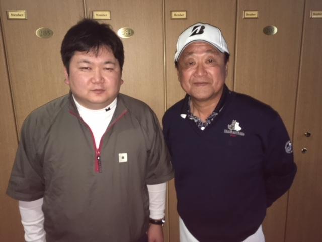 倉本さん、と弘治