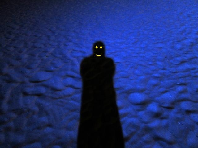 怪しい 影 妖怪 怖い