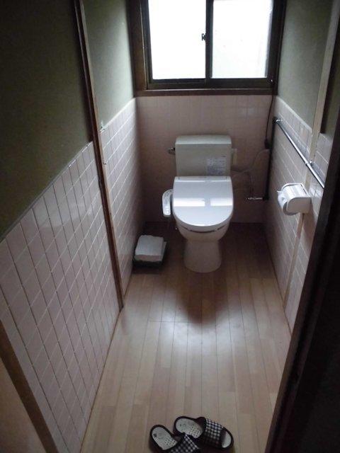 K邸浴室・トイレリフォーム  完了