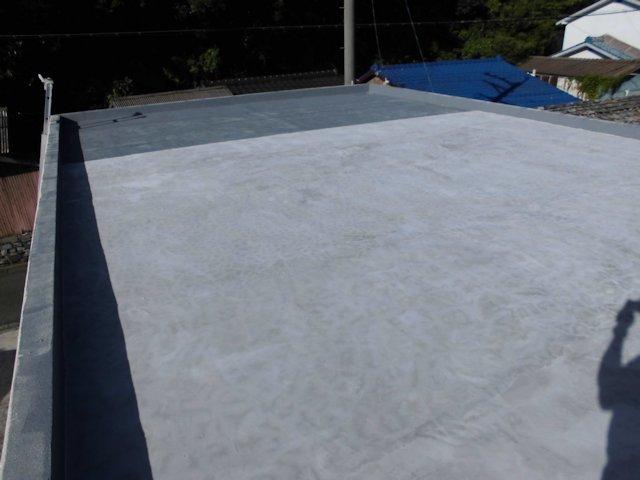 K邸屋根防水