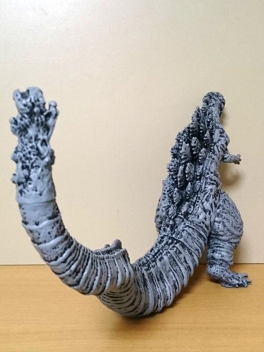 ムービーモンスターシリーズ シン・ゴジラ ゴジラ2016 形態変化3体セット8