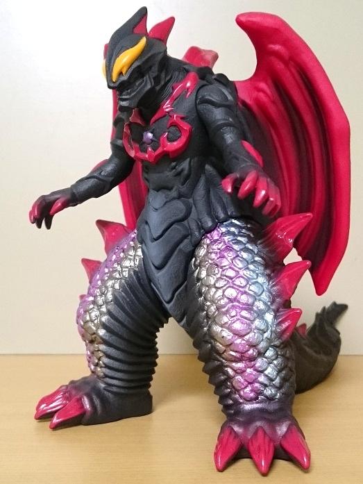 ウルトラ怪獣DX ベリアル融合獣キメラベロス