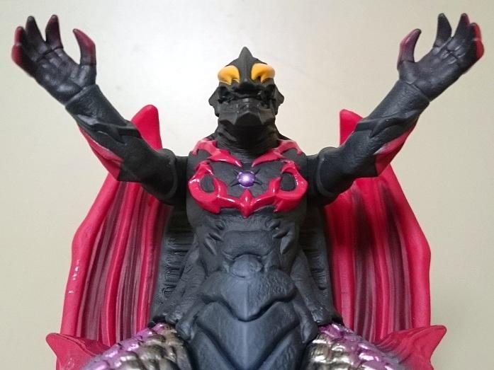 ウルトラ怪獣DX ベリアル融合獣キメラベロス5