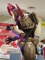 アリオ八尾 ウルトラマンジード(ソリッドバーニング)VSベリアル融合獣ペダニウムゼットン13