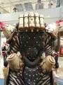 アリオ八尾 ウルトラマンジード(ソリッドバーニング)VSベリアル融合獣ペダニウムゼットン15