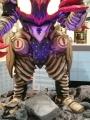 アリオ八尾 ウルトラマンジード(ソリッドバーニング)VSベリアル融合獣ペダニウムゼットン16