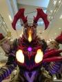 アリオ八尾 ウルトラマンジード(ソリッドバーニング)VSベリアル融合獣ペダニウムゼットン18