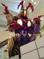 アリオ八尾 ウルトラマンジード(ソリッドバーニング)VSベリアル融合獣ペダニウムゼットン20