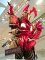 アリオ八尾 ウルトラマンジード(ソリッドバーニング)VSベリアル融合獣ペダニウムゼットン21