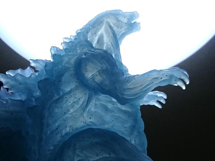 ムービーモンスターシリーズ ゴジラ2017 ブルークリアver GODZILLA怪獣惑星3