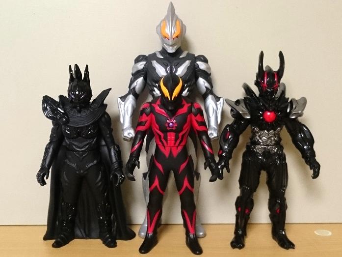 ウルトラ怪獣DX ウルトラマンベリアル アトロシアス6