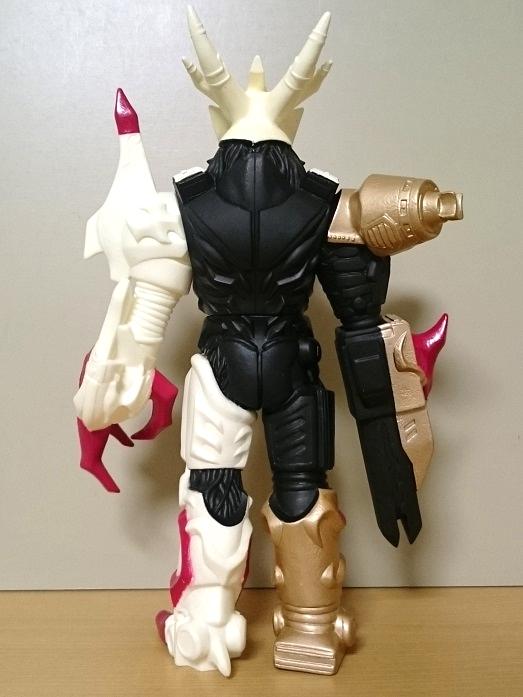 ウルトラ怪獣DX ベリアル融合獣キングギャラクトロン3