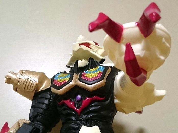 ウルトラ怪獣DX ベリアル融合獣キングギャラクトロン5
