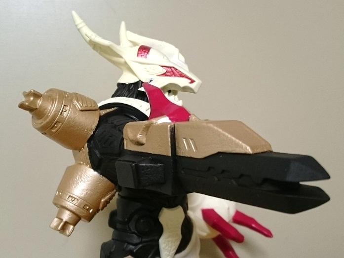 ウルトラ怪獣DX ベリアル融合獣キングギャラクトロン6