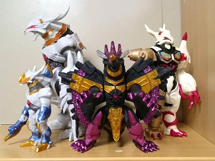 ウルトラ怪獣DX ギルバリス8