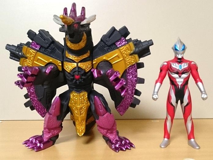 ウルトラ怪獣DX ギルバリス7