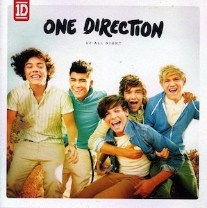 ONE DIRECTION「UP ALL NIGHT」
