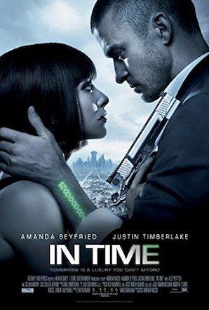 JUNSTIN TINBERLAKE 主演の映画「タイム」