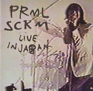 PRIMAL SCREAM「LIVE IN JAPAN」