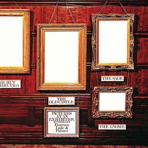 EMERSON, LAKE PARMER「PICTURE AT AN EXHIBITION」