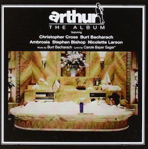 「ARTHUR THE ALBUM FROM MOTION PICTURE」