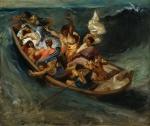 ガリラヤ湖の荒波からも救うのが、潜在意識、阿頼耶識!