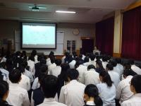 操山中 特色ある教育活動 授業風景