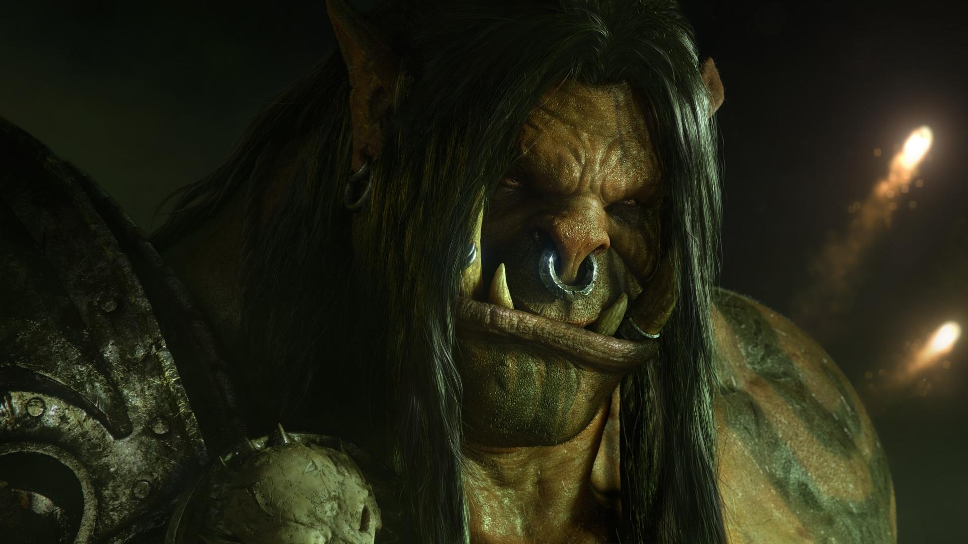 World Of Warcraft Grommash Hellscream