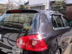Golf5・GTくん洗車20171201-2