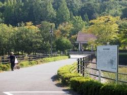 鏡山公園でアコーディオン20170926-3