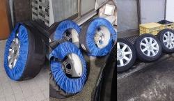 夏用タイヤ清掃収納20180111