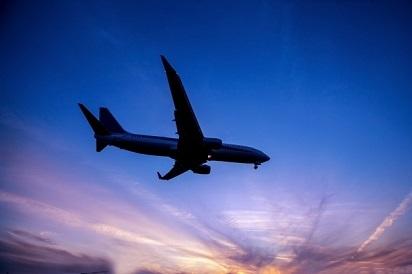 飛行機001