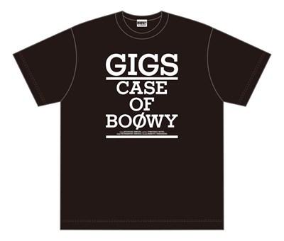 """BOØWY """"GIGS"""" CASE OF BOØWY -TH..."""
