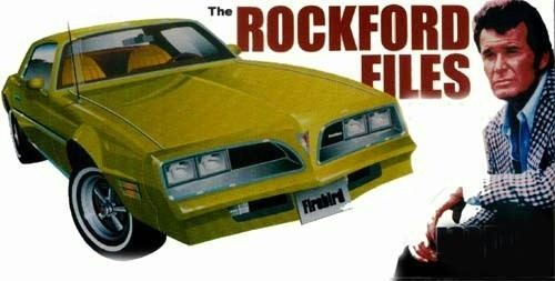 ロックフォードファイル!