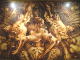 ディマシオ美術館 館内4