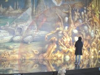 ディマシオ美術館 世界最大の油彩画